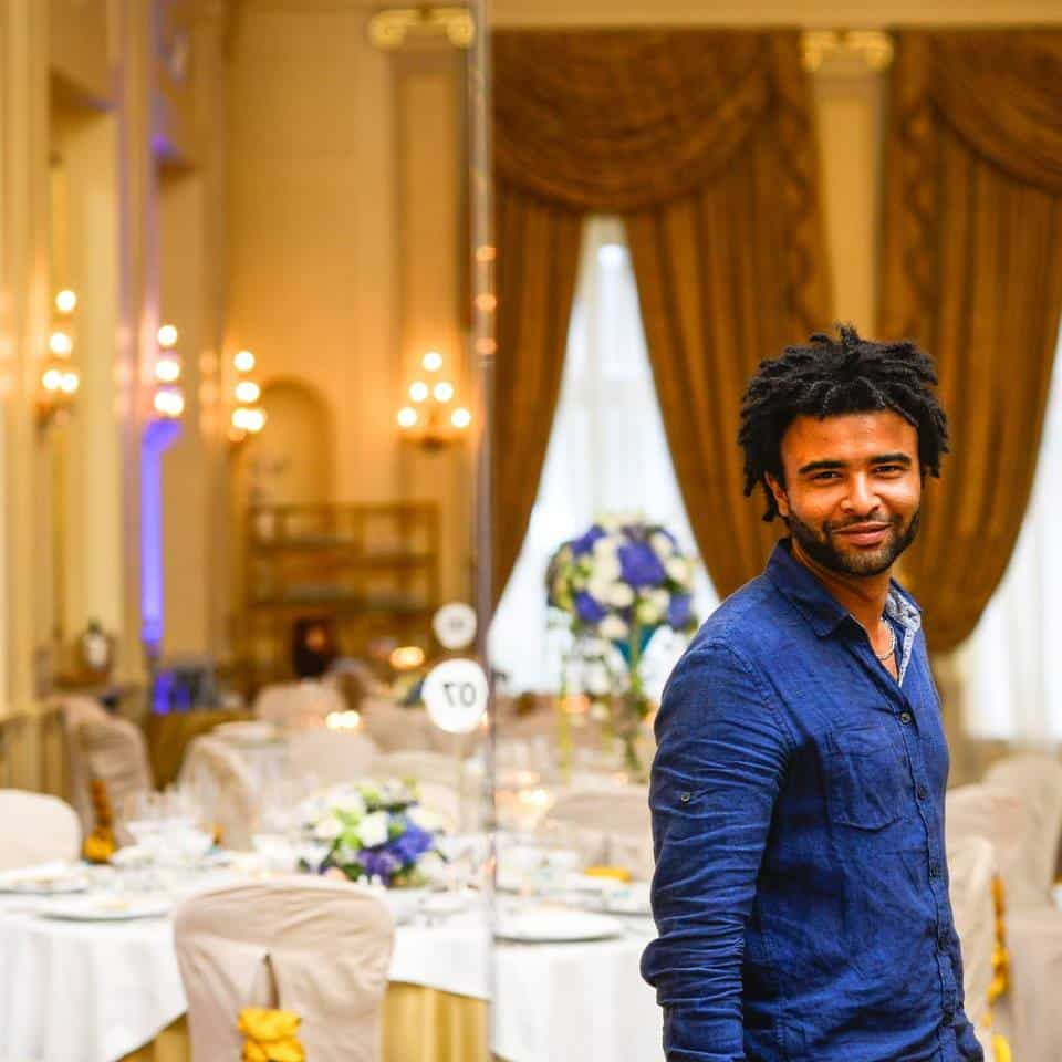 David Bangura | Réalisateur de films de mariage | Weddings filmmaker | Lyon